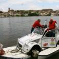 Esta preparación del 2CV ha sido realizado por Amédée Lictevout, que durante años trabaja en su taller de automóviles.