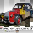 Encuentro anual del club 2CV de Lisboa (Portugal) en su aniversario.