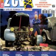 Ya está en los kioscos la revista mecánica del magazine Planète 2CV, correspondiente al trimestre julio-agosto-septiembre 2014