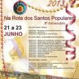 Na Rota dos Santos Populares – 9º Aniversário 21 e 22 de Junho de 2014. 2CV Bicavalaria do Minho