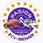 Pasion 2cv Mehari