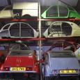 El taller mecánico inglés Bradford 2CV City se ha expecializado en reparar 2cv y de las reparaciones que realiza el 40% son para este coche clásico.