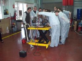 Curso Mecánica avanzada Citroën 2CV @ Zaragoza | Zaragoza | Aragón | España
