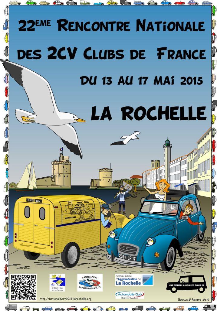 2cv nacional 2015 france
