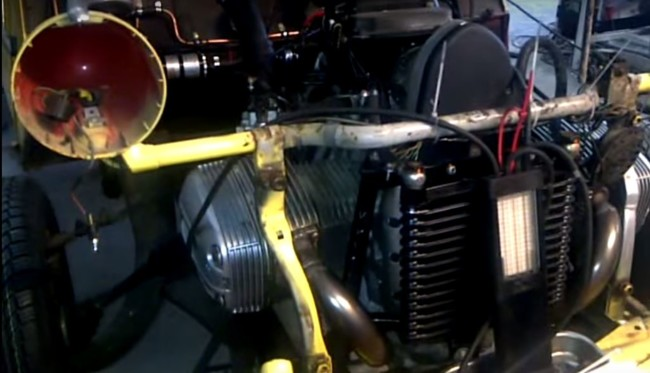 2cv motor bmw