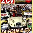 Especial de la revista 2CV Magazine sobre el citröen 2CV. Todas las versiones fabricadas 2CV, los derivados, los clubs,..