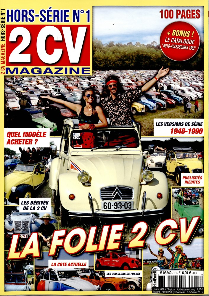 2cv magazine hors serie