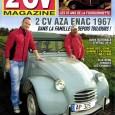 Reportaje: 2 CV AZA ENAC 1967
