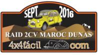 Aventura Citroen 2CV Maroc Dunas Raid del 7 al 16 de octubre 2016. 10 días con todo organizado en el Marruecos mas hermoso.