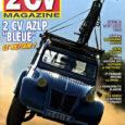 Tournage du clip Régis 2 avec la 2 CV AZLP Bleu Glacier 1959 En 2013 (trois ans déjà), nous vous racontions l'histoire d'une 2 CV AZLP Bleu Glacier 1959, vedette […]