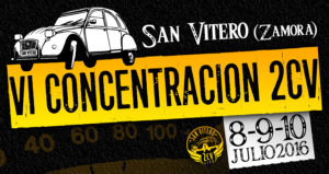 VI Concentración 2CV @ San Vitero (Zamora)   San Vitero   Castilla y León   España