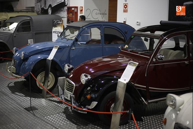 2cv_museo_automoción Salamanca