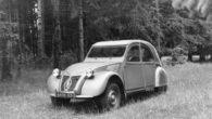 El Citroën 2CV es uno de esos modelos capaz de resistir a los decenios.