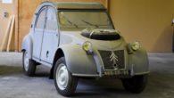 Corresponde a una versión especial fabricada entre 1960 y 1966. Lo subastaron por 172.840 euros.
