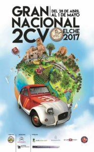 Gran Nacional Citroën 2CV Elche 2017 @ Elche | Elche | Comunidad Valenciana | España