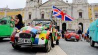 El pasado 30 de junio se dio por finalizada la XXII reunión mundial del Citroën 2CV donde participaron 2.000 de estos míticos vehículos venidos de todo el mundo. El escenario […]