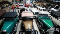 Citroën Heritage, el departamento de la marca responsable de su patrimonio histórico sobre ruedas, saca a subasta 65 piezas de su museo para hacer caja y optimizar espacio para el […]