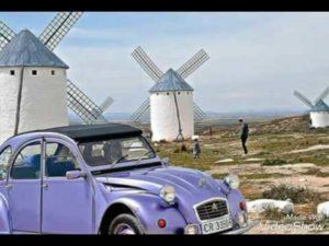 XI Ruta 2CV de la Mancha @ Socuéllamos | Socuéllamos | Castilla-La Mancha | España