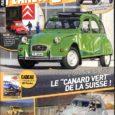 """Dossier 2cv Spécial 1987 Le """"Canard vert"""" de la Suisse!"""