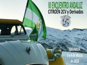 III Encuentro 2CV andaluz @ Granada | Granada | Andalucía | España
