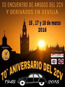 III Encuentro 2CV Sevilla