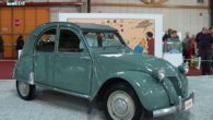 El Citröen 2CV fue presentado el 7 de octubre de 1948 en el Salón del Automóvil de París. Fue el principio de una historia de éxito.