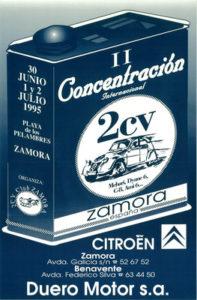 XIX CONCENTRACIÓN DE ZAMORA @ Plaza de Santa Lucía, Zamora