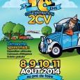 10ª concentratión à Châtillon sur Indre (Francia) 8 a 11 de agosto 2014. Club Fiesta Deuche du Berry-Touraine Autor fotos: Iker