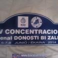 XV Concentración bienal Donosti Bi Zaldi. 6, 7 y 8 de junio 2.014 Autor fotos: 2cvdekytaypon Autor fotos: 2cvdekytaypon